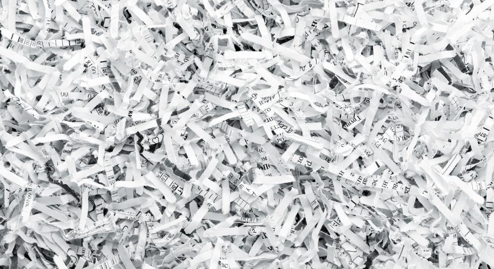 destruction documents confidentiels particuliers